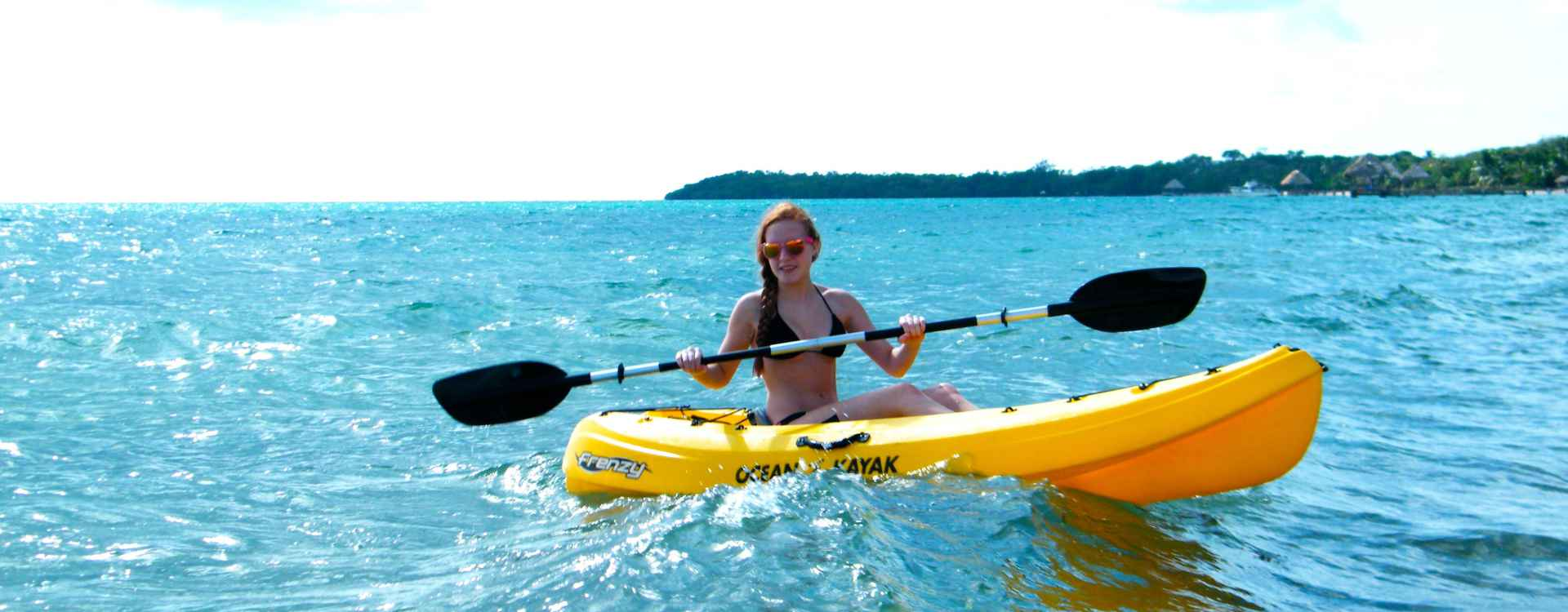 Kayaking Tour in Ixtapa Zihuatanejo Mexico | Pacific Tours Ixtapa. Kayaking in Barra de Potosi (20 minutes of Ixtapa Zihuatanejo) is very nice due to its calm water and variety of birds that can can be seen at the morning. Enjoy this Sunrise Kayak Tour in Ixtapa Zihuatanejo
